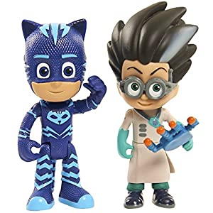 Just Play PJ Masks Figure Pack Set Catboy / Romeo Toy