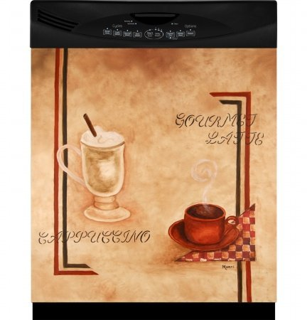 Appliance Art 11314 Coffee Dishwasher