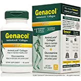 GENACOL Plus Glucosamine and Collagen Peptides 2-in-1 Joint Supplements for Men and