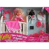 Barbie KELLY New Baby Sister of Barbie! Set (1994)