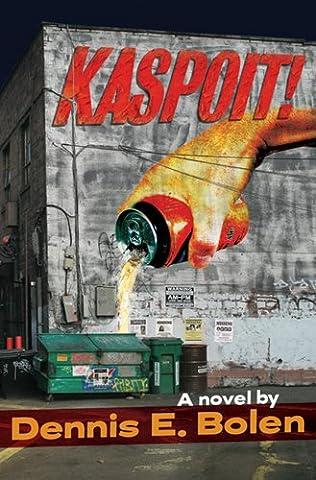 book cover of Kaspoit!