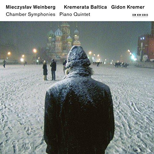 Gidon Kremer & Kremerata Baltica - Mieczyslaw Weinberg: Chamber Symphonies, Piano Quintet [2CD] (2017) [CD FLAC] Download