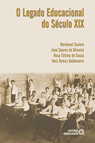 eBook O legado educacional do Século XIX