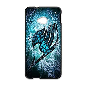 Blue green fairy tail Cell Phone Case for HTC One M7