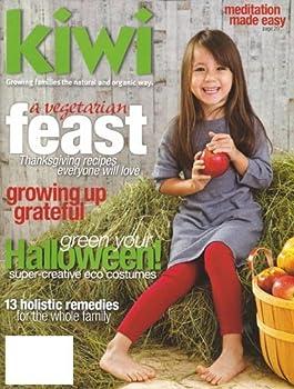 1-Yr Kiwi Magazine Subscription