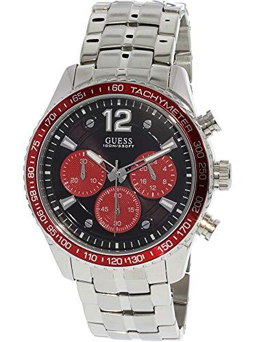 Watch Guess Men's Fleet Watch Quartz Mineral Crystal W0969G3 W0969G3