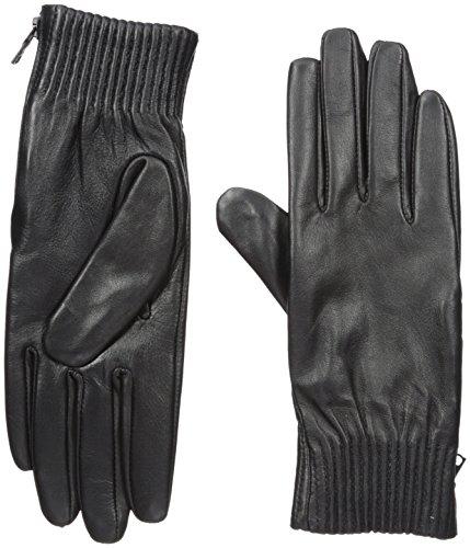 Lacoste Women's Gloves, black, M/L by Lacoste