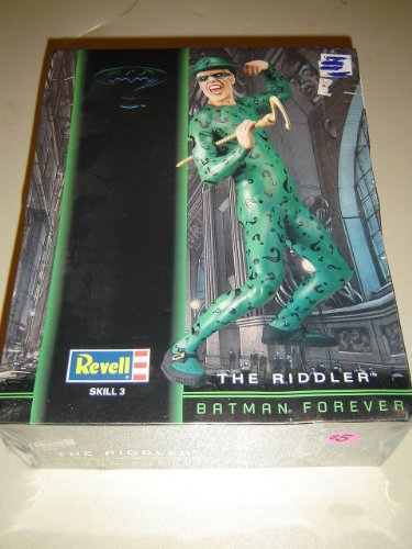 Batman Forever The Riddler Vinyl Model Kit (Version Vinyl Model Kit)