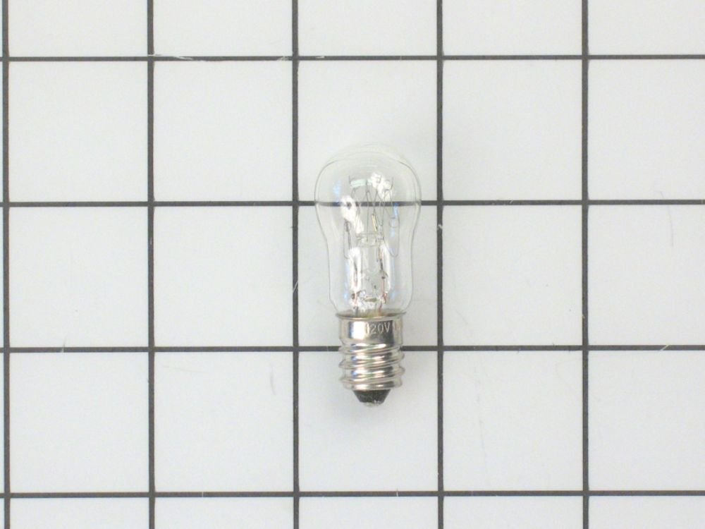 WE4M305 GE Dryer Light Bulb