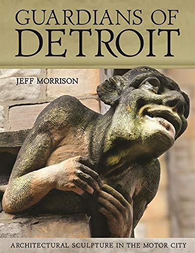 Painted Bronze Sculpture - Guardians of Detroit: Architectural Sculpture in the Motor City (Painted Turtle)