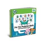 LeapFrog 21511 LeapStart Preschool Pet Pal Puppies Maths and Social Emotional Skills Activity Book: