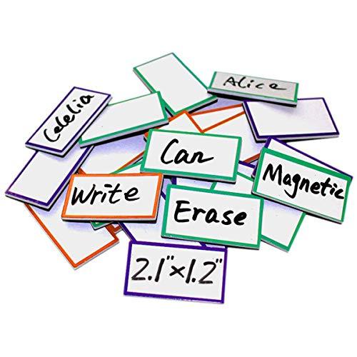 Magnetic Dry Erase Labels 2.1