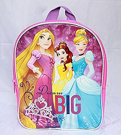 Image Unavailable. Image not available for. Color  Princess Little Girls  Kids Small Backpack Toddler Preschool e30c526e7b