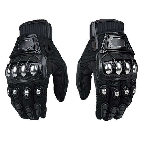 Motorcycle Winter Gloves Review - 5