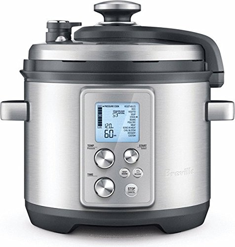 Breville Fast Slow Pro Pressure & Slow Cooker BPR700BSS