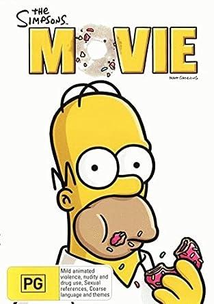 Amazon Com The Simpsons Movie Dvd Movies Tv