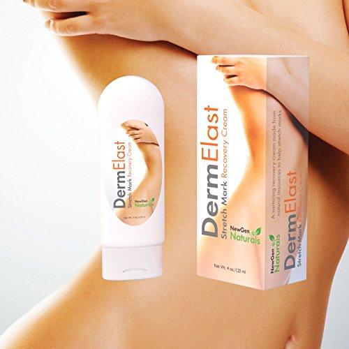 Meilleur Stretch Mark Cream, Se il vous plaît noter DermElast est faite par Newgen Naturals Seuls, le fabricant et fournisseur officiel. Achetez avec confiance que vous avez trouvé la vraie chose de nous! © - Cliniquement développés à éliminer rapidement
