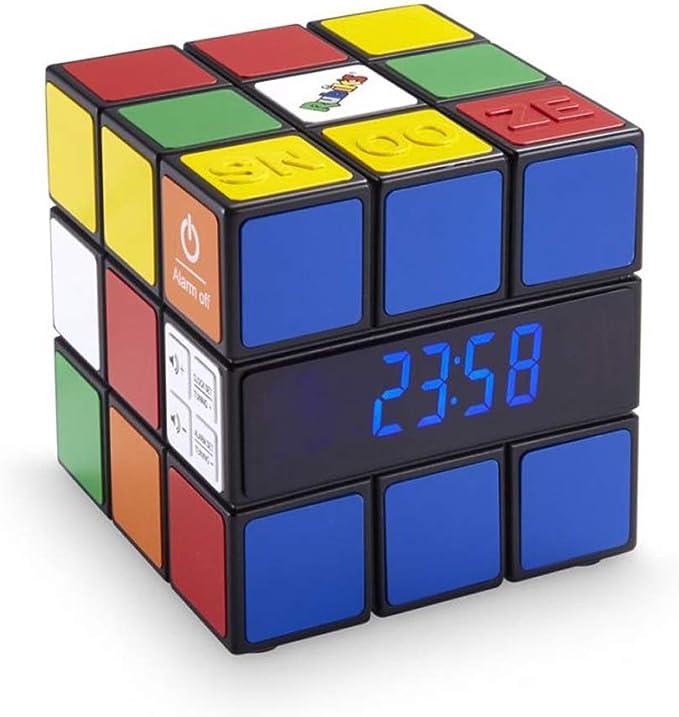BIGBEN BT17RUBIKS - Altavoz Portátil inalámbrico Cubo Rubik, Bluetooth, Manos Libres, 9 w: Amazon.es: Electrónica