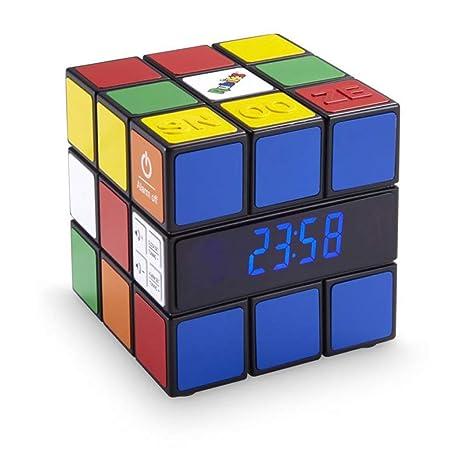 BIGBEN BT17RUBIKS - Altavoz Portátil inalámbrico Cubo Rubik, Bluetooth, Manos Libres, 9 w