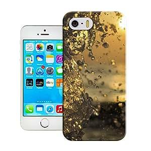 DIY ARTICLE?410.Sea wave soft tonesCustom Unique Plastic Case Creative Art Pattern Cell Phone Case For iPhone5/5S
