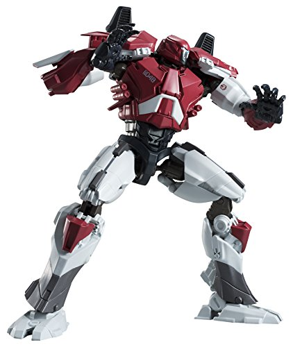 TAMASHII NATIONS Bandai Robot Spirits Guardian Bravo Pacific Rim: Uprising Action Figure