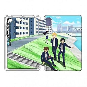 Amazon Co Jp 男子高校生の日常手帳型 ケースdaily Lives Of High