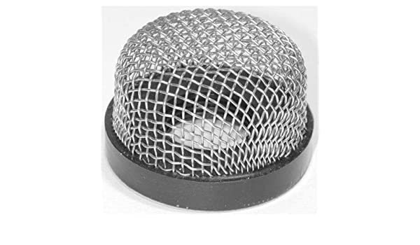 TH Marine AS-1-DP Stainless Steel Aerator Intake Strainer