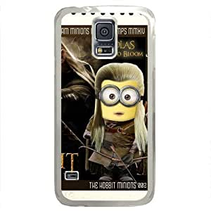 iCustomonline Case for Samsung galaxy S5 PC, Legolas Minion Ultimate Protection Case for Samsung galaxy S5 PC