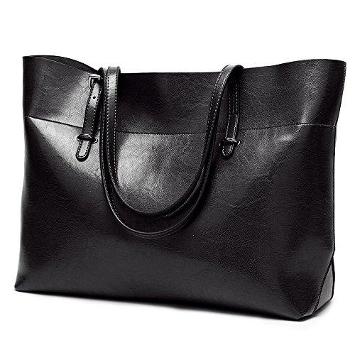 fourre grand en Sac tout sac pour Nikauto cuir femmes 1wFO6qx