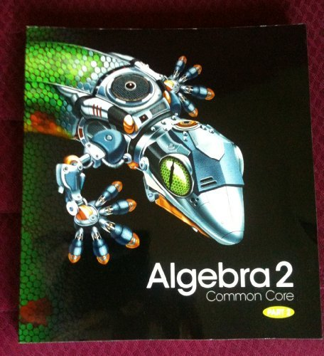 Algebra 2 Common Core Part 2 (Algebra 2 Common Core Part 2)