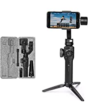 Zhiyun Smooth 4 3 Axis Handheld Gimbal Stabilisateur pour iPhone X 8 Samsung Galaxy S9 + S9 S8 + S8 Huawei P20 P20 Pro