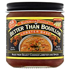 Better than Bouillon Concentrated Stocks are made with Roasted Chicken, Roasted Beef, Roasted Garlic or Seasoned Vegetables. This gives them a richer, more robust flavor than ordinary bouillons or soup bases. Our chicken tastes like chicken b...