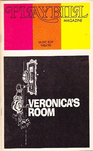 (Veronica's Room (Playbill; Music Box Theater; Vol. 10; Dec. 1973; Original Case -- Eileen Heckart and Arthur Kennedy))