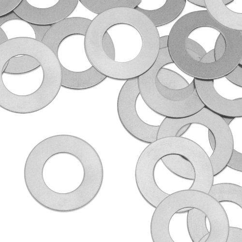 ImpressArt, Aluminum Stamping Blanks, Washer, 1 1/4