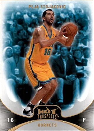 518d1ea7c24 Amazon.com: 2008 Hot Prospects Basketball Card (2008-09) #78 Peja Stojakovic  Near Mint/Mint: Collectibles & Fine Art