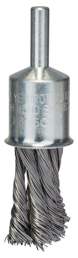 Bosch 2608622115 Pencil Brush, Silver, 10 mm