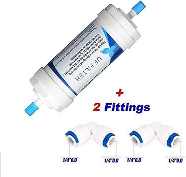 GRASSAIR Filtro de Agua Filtro de ultrafiltración de Membrana UF ...