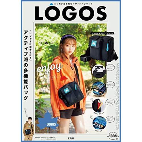 LOGOS SHOULDER BAG BOOK 画像