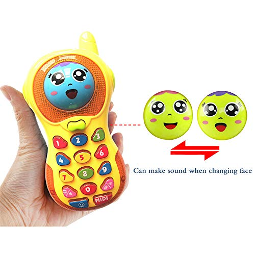 Baby Phone Toy 3 12 Months 6 9 Month Old