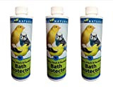 Care Free Enzymes 3-Pack Canary, Finch & Parakeet Bath Protector 94003 16 oz.