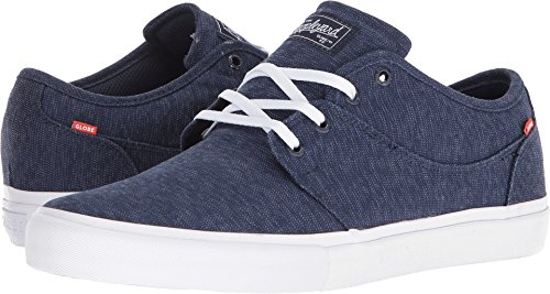 Globe Men's Mahalo Skate Shoe, Moonlight Blue, 11.5 M US