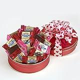 Ghirardelli Chocolate Valentines Day Gift Tin