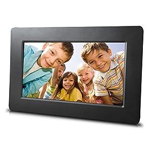 "Sungale DPF710 7"" Digital Photo Frame with Ultra Slim Design"