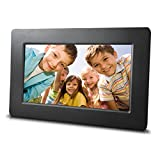 Sungale DPF710 7'' Digital Photo Frame with Ultra Slim Design