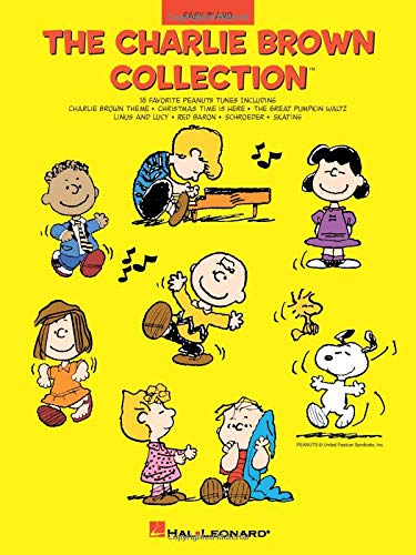 The Charlie Brown Collection(TM) (Easy Piano (Hal Leonard)) (Brown Piano Christmas Solo Charlie)