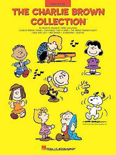 The Charlie Brown Collection(TM) (Easy Piano (Hal Leonard)) (Charlie Christmas Brown Theme Music)