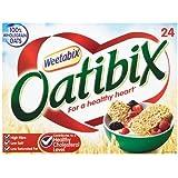 Weetabix Oatibix Cereal, 24