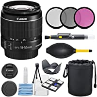 Canon EF-S 18-55mm f/3.5-5.6 IS II SLR Lens - International Version