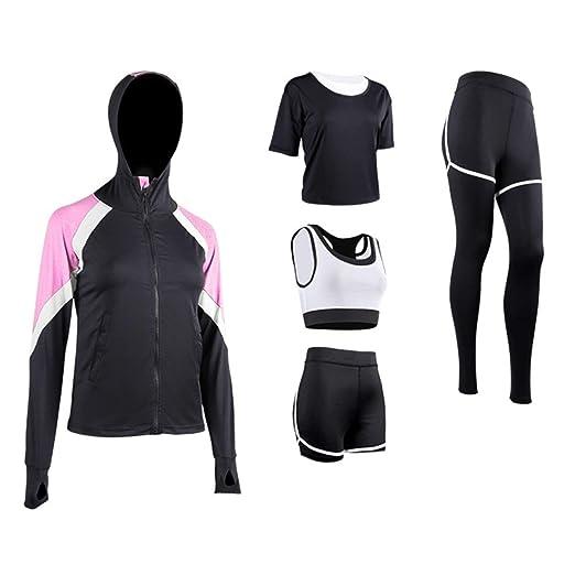 Fgdjfh Otoño e Invierno Jogging Running Sports Suit Chándal de ...