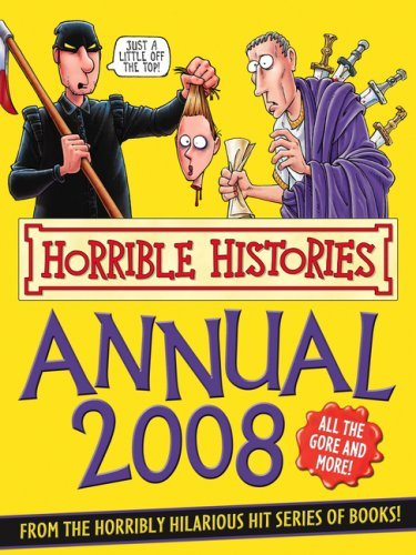 Horrible Histories Annual 2008 by Terry Deary (2007-10-01) pdf epub